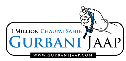 Gurbani Jaap - 1 Million Chaupai Sahib Jaap